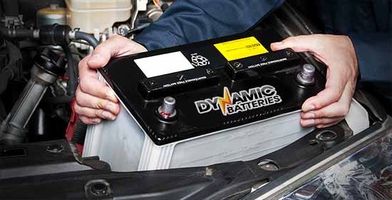 Dynamic Batteries - Mobile Battery Installation - Northeast Ohio